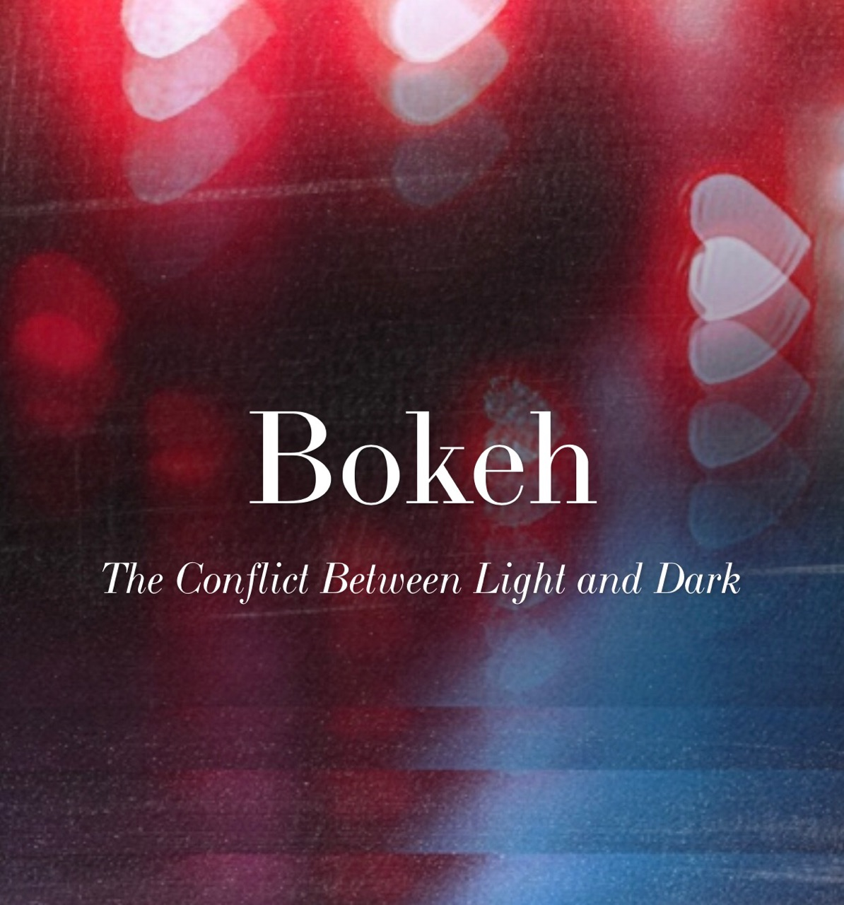 Beautiful Bokeh Spark Page - Secret Shutter